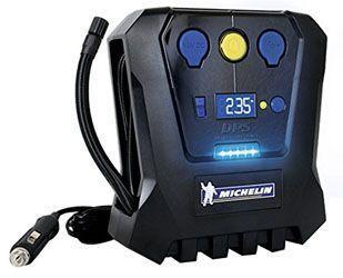 Compresor de aire digital Michelin 009519 de 12v. Análisis detallado