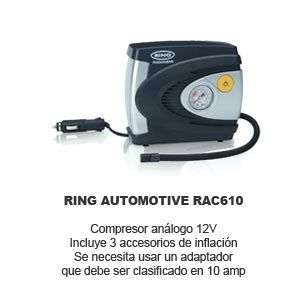 Ring Automotive RAC610
