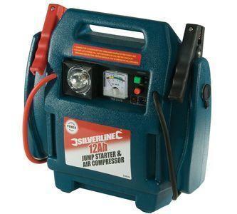 compresor de aire silverline 234578