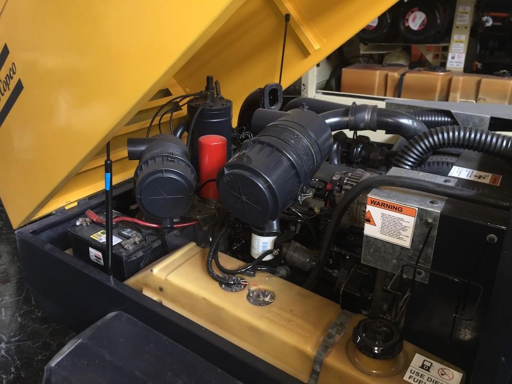 Compresores Atlas Copco 185pcm Xas 185 7