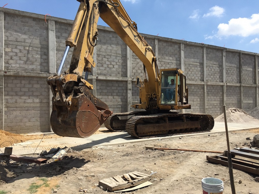 excavadoras caterpillar 2297z 2