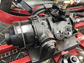 refacciones de motores para perforadoras wagon drill