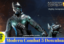 Modern Combat 5 apk and obb download