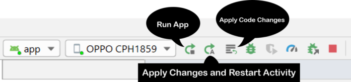 android studio new features