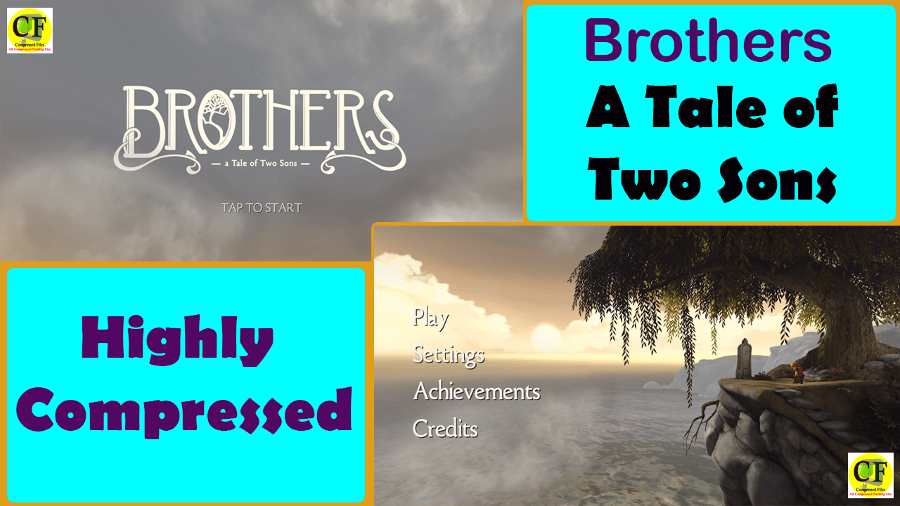 Brothers A Tale of Two Sons Highly Compressed