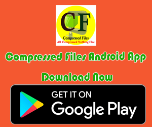 Compressed Files Android Application