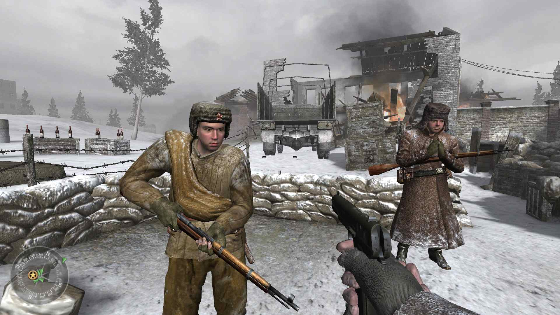 call of duty 2 highly compressed for pc only in 1.67 GB