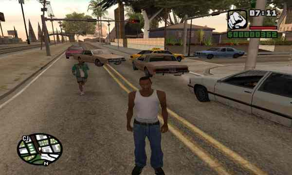 gta san andreas highly compressed pc
