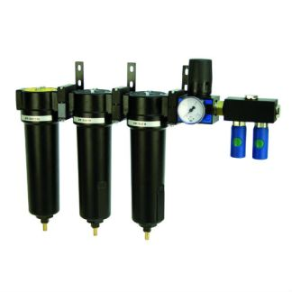 Paint Spraying Filtration System