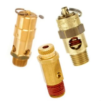 Safety Pressure Valves