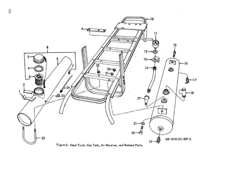 Champion Compressor Parts Diagram