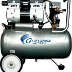 CAT-6310 Ultra Quiet and 6.3-Gallon Steel Tank Air Compressor