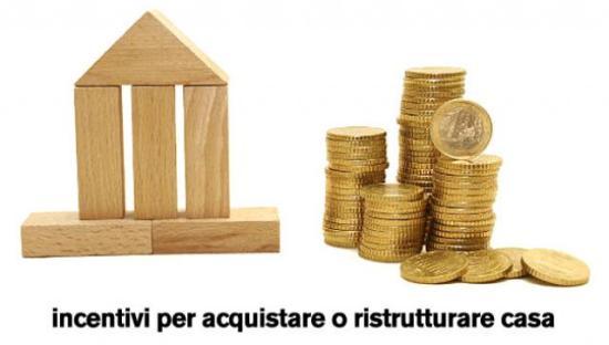Acquisto o ristrutturazione casa: ecco le ultime agevolazioni