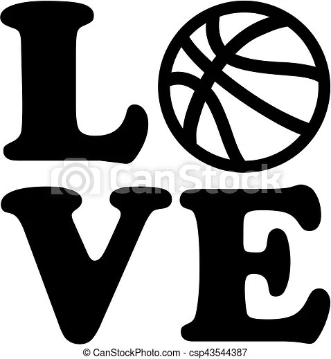 Download Basketball love with ball.