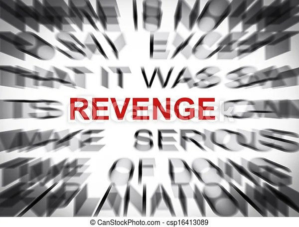 Image result for revenge clipart