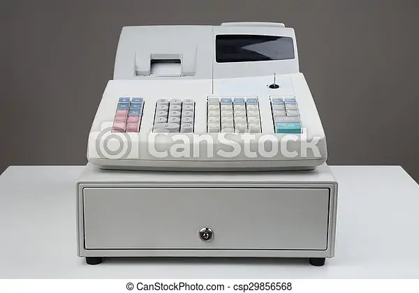 11/05/2018· cash register closeout template. Close Up Of Electronic Cash Register Moneybox On Counter Canstock