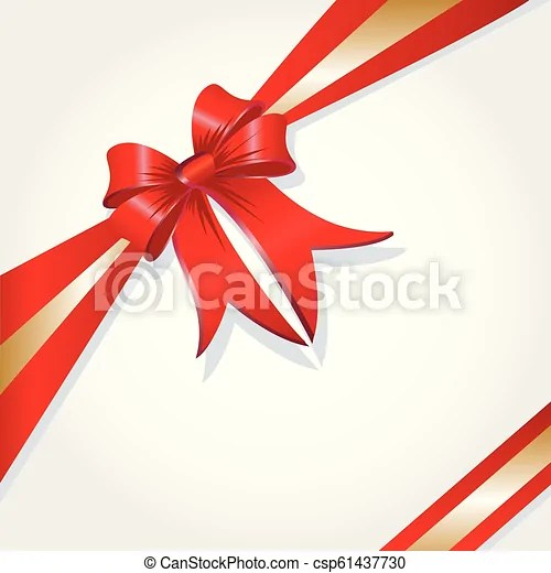 Christmas Present Box Ribbon Vector Image Christmas Present Gift Box Ribbon Vector Image