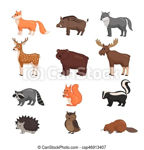 495 mobile walls 62 art 312 images 402 avatars 518 gifs 230 covers. Forest Animals Illustrations And Clip Art 379 041 Forest Animals Royalty Free Illustrations Drawings And Graphics Available To Search From Thousands Of Vector Eps Clipart Producers