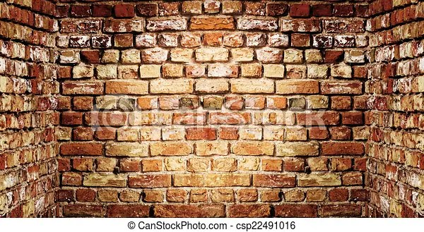 Old Brick Wall Background Old Red Brick Wall Background