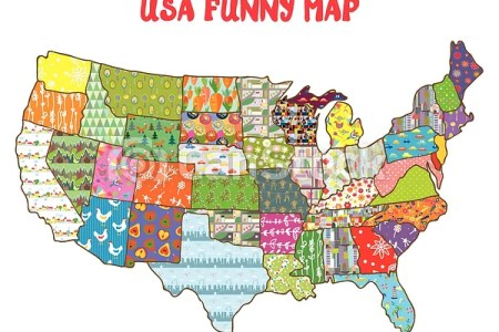 united states map for kids » Full HD MAPS Locations - Another World ...