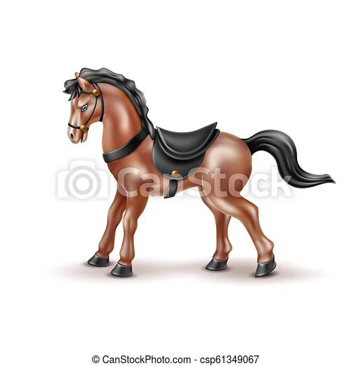 realistic horse toy # 24