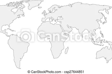 Map of the world in black and white free interior design mir detok immagine vettoriale stock a tema d map world grey color shadow monochrome d map of the world with shadow isolated on white background vector illustration gumiabroncs Images
