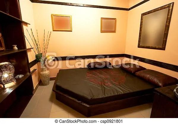 Chambre Style Japonaise