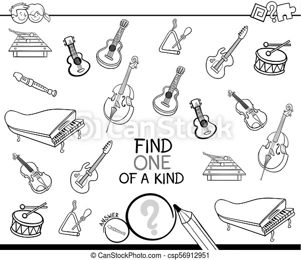 https www canstockphoto fr musical couleur instruments une 56912951 html