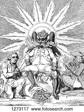 Picture - 'satan in all 