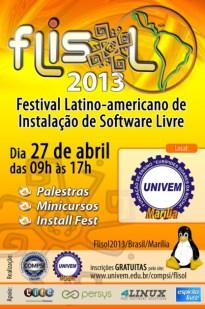 FLISOL 2013