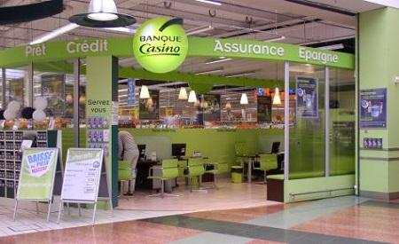 banque casino agence