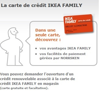 carte ikea family