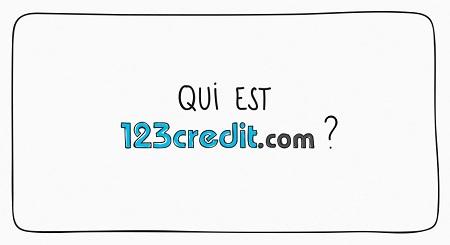 123credit rachat de crédit