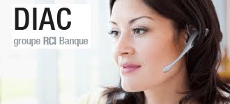 téléphone service client Diac RCI Banque