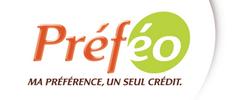 préféo courtage crédit logo