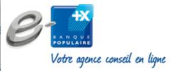 e banque populaire logo