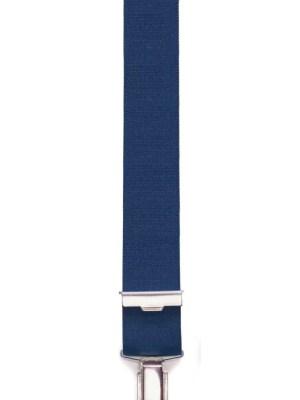 Bretelles réglables bleues