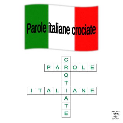 mots croisés italiens