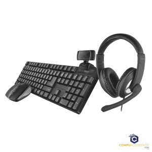 Qoby 4-in-1 Home Office Set