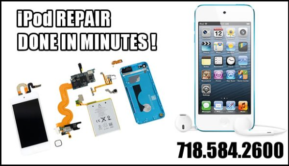 iPod Repair Services, Computer Settings, Inc.