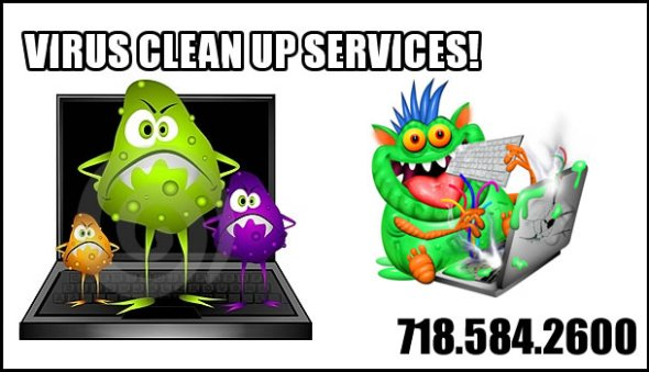 Virus Clean Up Services, Computer Settings, Inc.