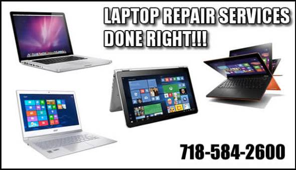 Laptop Repair Services in the Bronx, Computer Settings, Inc.