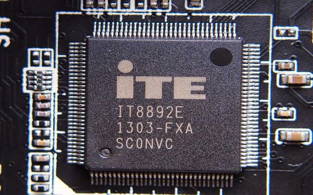 Controlador de E/S ITE