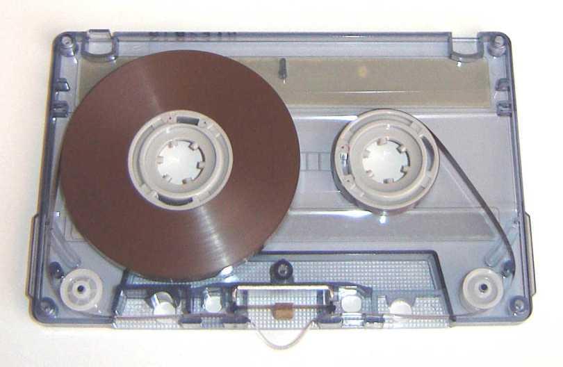 Grabación magnética