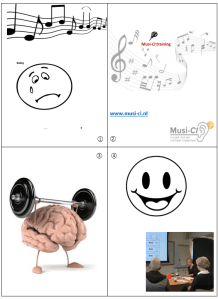Musi-CI: music as brain fitness in hearing training for cochlear implant users.