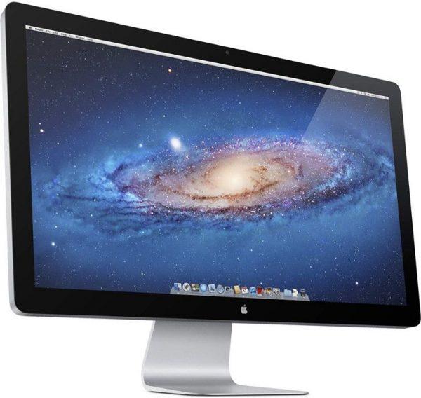 Apple Thunderbolt A1407 MC914LL/A 27′ Widescreen LCD Monitor Refurbished