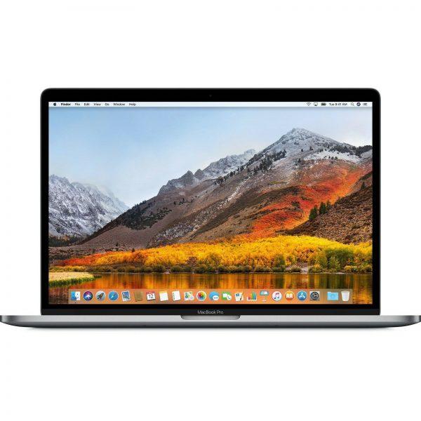 Apple MacBook Pro 15.4′ Core i7 2.6GHz 16GB 512GB SSD Space Gray A1990 MR942LL/A Refurbished