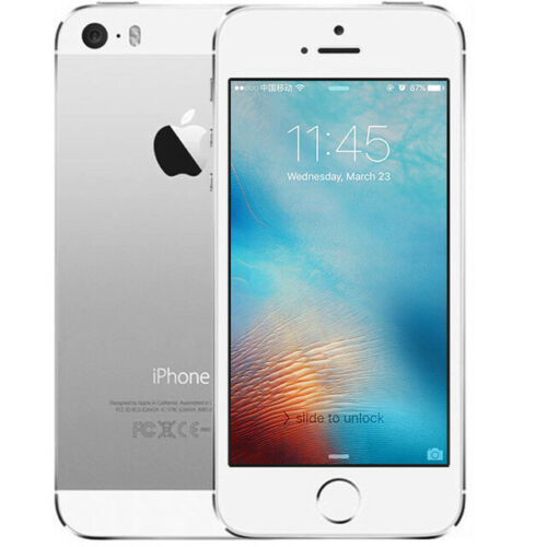 Apple iPhone 5s 16GB Silver GSM Unlocked A1533 3