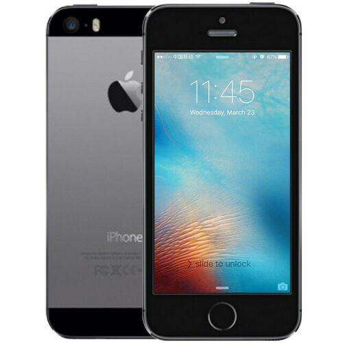 Apple iPhone 5s 16GB Space Gray for AT&T 2