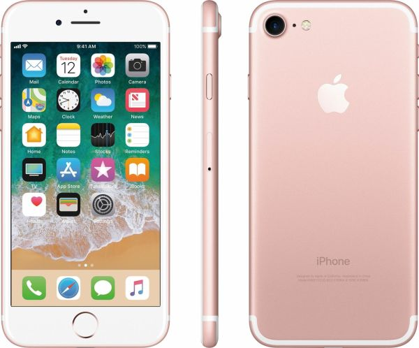 Apple iPhone 7 Plus 128GB Rose Gold GSM Unlocked 2